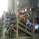 Class picture at Bunratty Castle.jpg